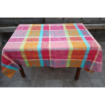 Nappe rectangle Florentine multico